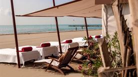 Spiaggia Excelsior / Amaranti - >Lido di Venezia