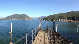 Passeggiata a lago