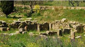 Mura di Morgantina ruderi
