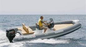 Noleggio Gommoni Nautica Salerno 3000 - >Salerno