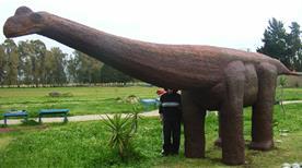 Parco Paleontologico Dinosardo - >Oristano