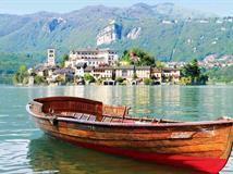 La Picasass Lake Orta - Madonna del Sasso