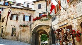 Hotel Trattoria Pallotta - >Assisi