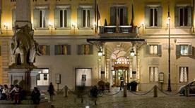 GRAND HOTEL DE LA MINERVE - >Rome