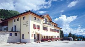 Hotel Pizzo degli Uccelli - >Castello Tesino
