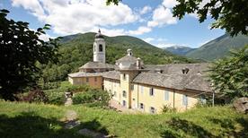 Ospitalità Rosminiana Sacro Monte Calvario - >Domodossola