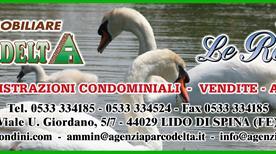 Agenzia Immobiliare Parco Delta - Le Rondini - >Comacchio
