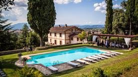 Villa Rossi Mattei - >Arezzo