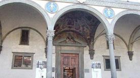 Galleria dello Spedale degli Innocenti - >Firenze
