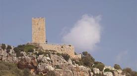 Castello della Fava Diroccato - >Posada