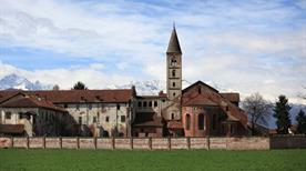 Abbazia di Santa Maria di Staffarda - >Cuneo