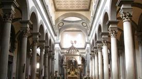 Basilica di Santo Spirito - >Firenze