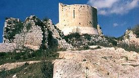 Castello Reale ruderi - >Noto