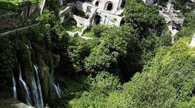 Villa Gregoriana - >Tivoli