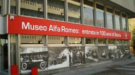 Museo Storico Alfa Romeo - >Arese