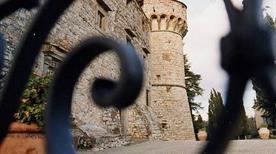 Castello di Meleto - >Gaiole in Chianti