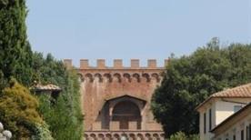 Porta Romana - >Sienne