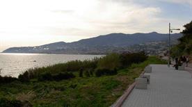 Spiaggia Costa di capo verde - >Sanremo
