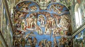 Musei Vaticani: Cappella Sistina - >Rome