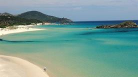 Spiaggia di Tuerredda - >Teulada