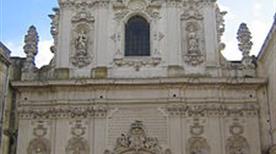 Chiesa del Carmine - >Lecce