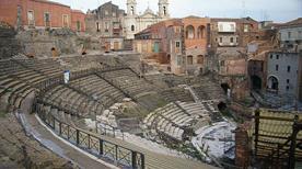 Parco Archeologico Greco-Romano - >Catania