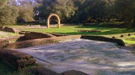 Villa di Plinio Rovine - >Rome