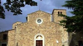 Pieve di Sant'Agnese in Chianti - >Castellina in Chianti