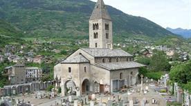 Chiesa Antica di Santa Maria - >Villeneuve