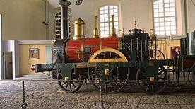 Museo Nazionale Ferroviario - >Napoli