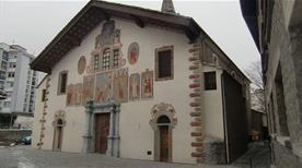 Chiesa di Santo Stefano - >Aosta