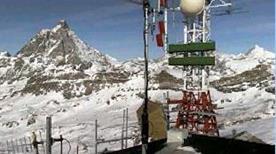 stazione meteorologia di plateau rosa - >Valtournenche