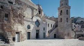 Chiesa di Santi Pietro e Paolo al Sasso Caveoso - >Matera