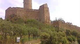Castello di Monte Ursino - >Noli