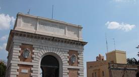 Porta San Pancrazio  - >Rome