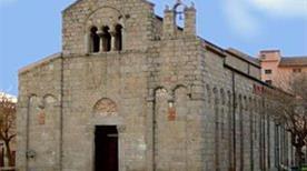Chiesa di San Simplicio - >Nuoro