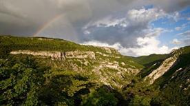 Parco della Val Rosandra - >San Dorligo della Valle