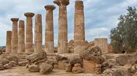 Quartiere ellenistico-romano - >Agrigento