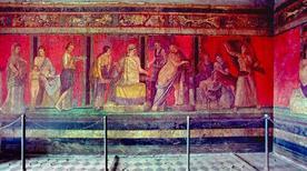 La Villa dei misteri - >Pompei