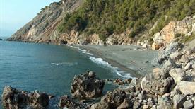 Spiaggia di Punta Corvo - >Ameglia