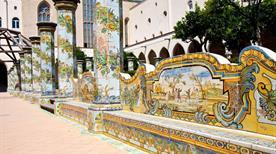 Basilica di Santa Chiara - >Napoli