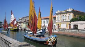 Porto-Canale  - >Cesenatico