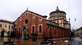 Il Cenacolo e Santa Maria delle Grazie - >Milano