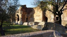 Villa Adriana: Piccole Terme - >Tivoli