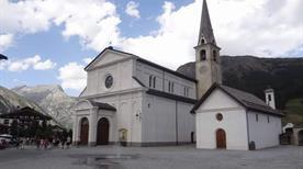 Chiesa di Santa Maria Nascente - >Livigno