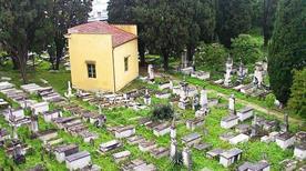 Cimitero Israelitico Largo Cocco Griffi - >Pisa