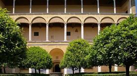 Museo di Palazzo Piccolomini - >Pienza