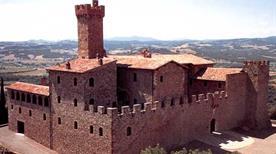 Castello Poggio alle Mura - >Montalcino