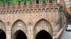 Porta di Fontebranda - >Sienne