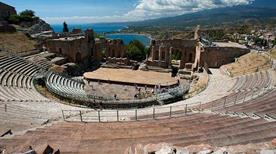 Teatro Greco Romano  - >Taormina